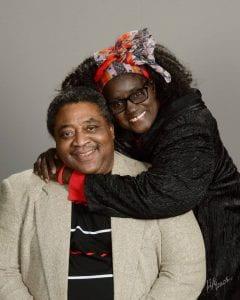 Irvin & Janice Isbell